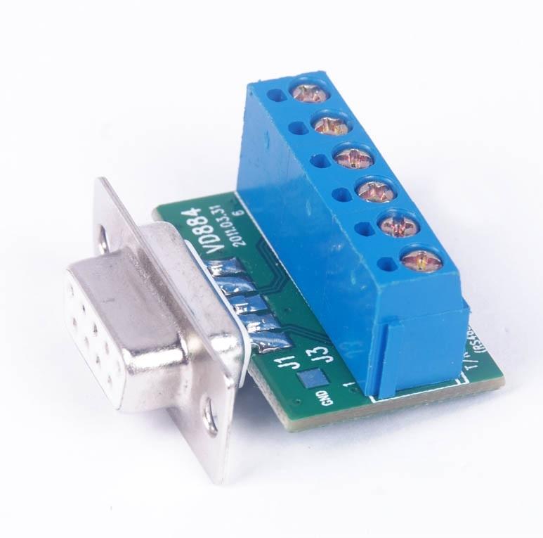 یو اس بی به ار اس 485,تبدیل پورتهای صنعتی,usb to rs422/485 ztek
